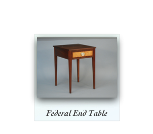 Federal Writing Desk Antique Reproduction Desk NH, Maine, massachusetts, New York,