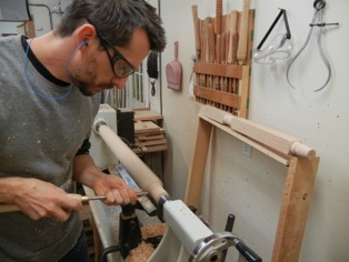 Matthew Wolfe Fine Furniture Maker