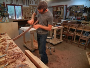 Matthew Wolfe Furniture Maker New England Matt Wolfe